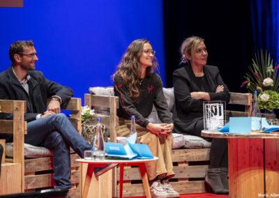 Eric Bottaro, Justine Mauvin, Delphine Vialanet