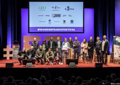 Les Lauréats &  le Jury